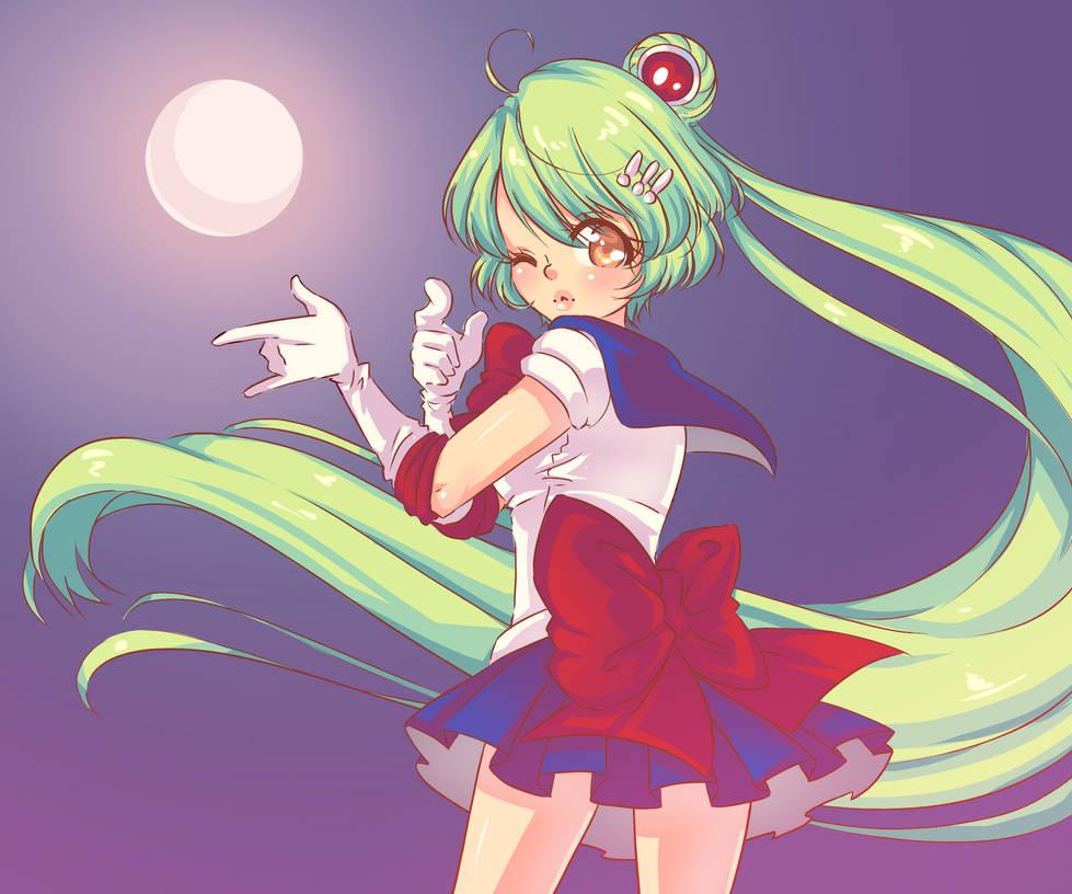 Sailor moon kazuna