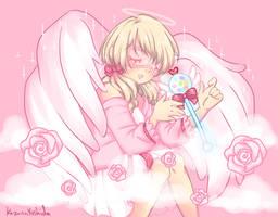 Pink avatar || Line Play