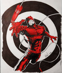 Daredevil by Pound4Pound