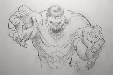Hulk by Pound4Pound