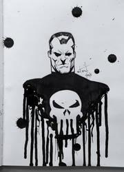 The Punisher by Pound4Pound