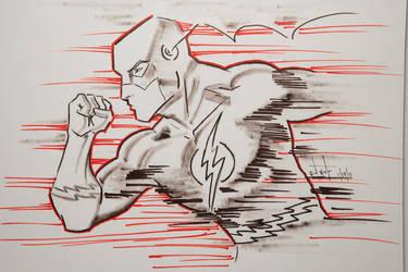 The Flash by Pound4Pound