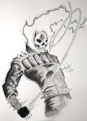 Ghost Rider by Pound4Pound