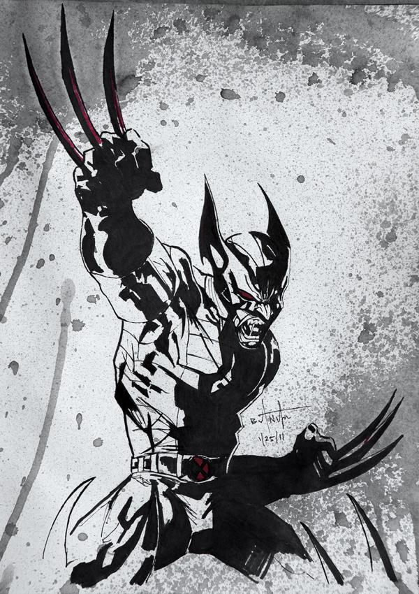 Wolverine by Pound4Pound