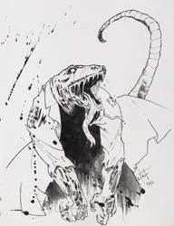 Lizard by Pound4Pound