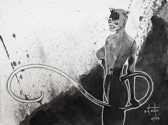 Catwoman by Pound4Pound