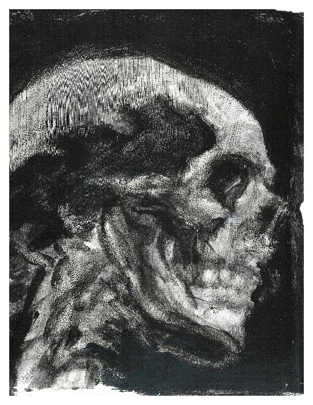 Skull by Bat-Dan