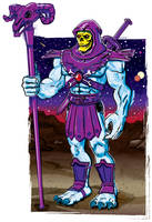 Skeletor Overlord-1 by Bat-Dan