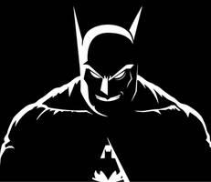 Batman: Black and White by Bat-Dan