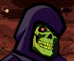 Skeletor Portrait Dark(er)