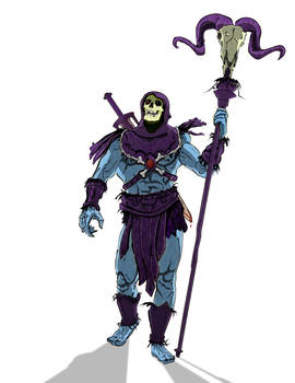 Skeletor Surveying