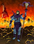 Skeletor Triumphant