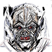 Hordak (WIP) by Bat-Dan