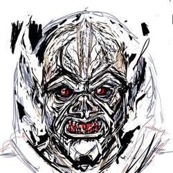Hordak (WIP) by Bat-Dan