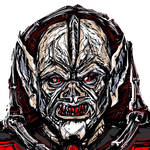Hordak: Ruthless Leader of the Evil Horde by Bat-Dan