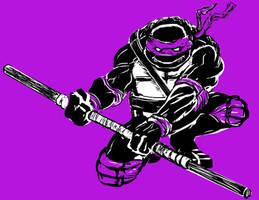 Donatello by Bat-Dan