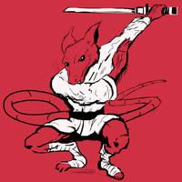 Splinter by Bat-Dan