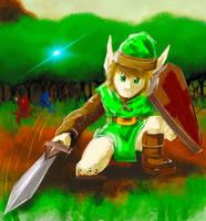 Link by Bat-Dan