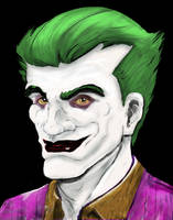 Joker by Bat-Dan