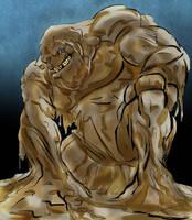 Clayface by Bat-Dan
