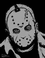 Friday the 13th Part VI by Bat-Dan
