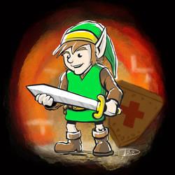 The Legend of Zelda: It's Dangerous to Go Alone