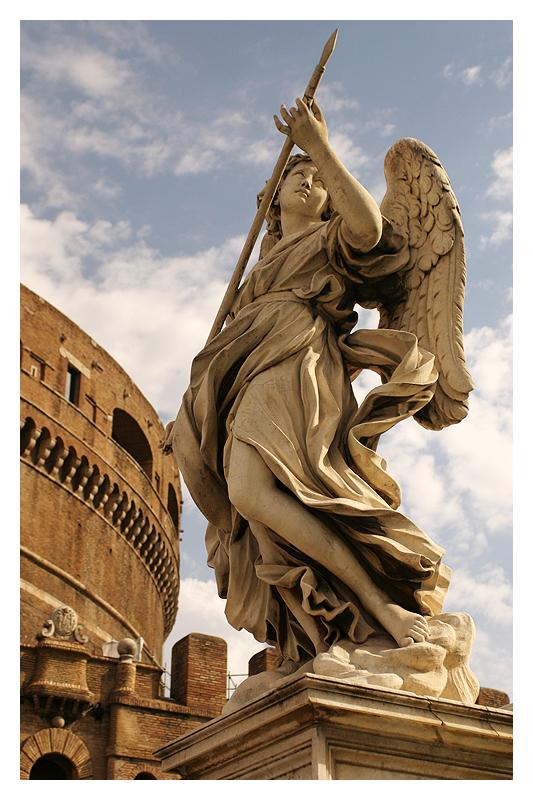 Guardian Angel by vampynicole