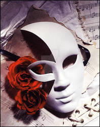 The Phantom of the Opera by vampynicole