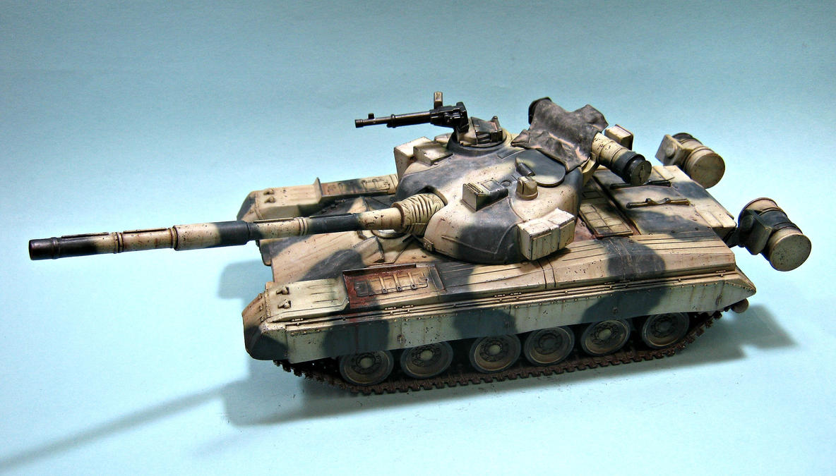 T-80 (transformed toy) by Blitz39