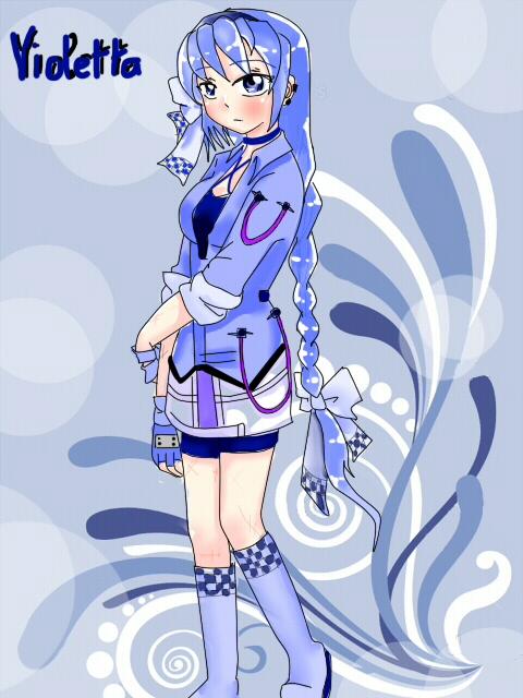 Violetta_next RF by tokya2502