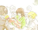 Noragami- Yatori baby