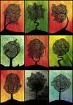 drzewka by betiti