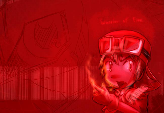 [デジタルゲート - Digital Gate arts] - Página 11 Legendary_six_heroes__4_by_chibiness_artist-d4wztya