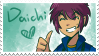 Daichi stamp by adventure-heart