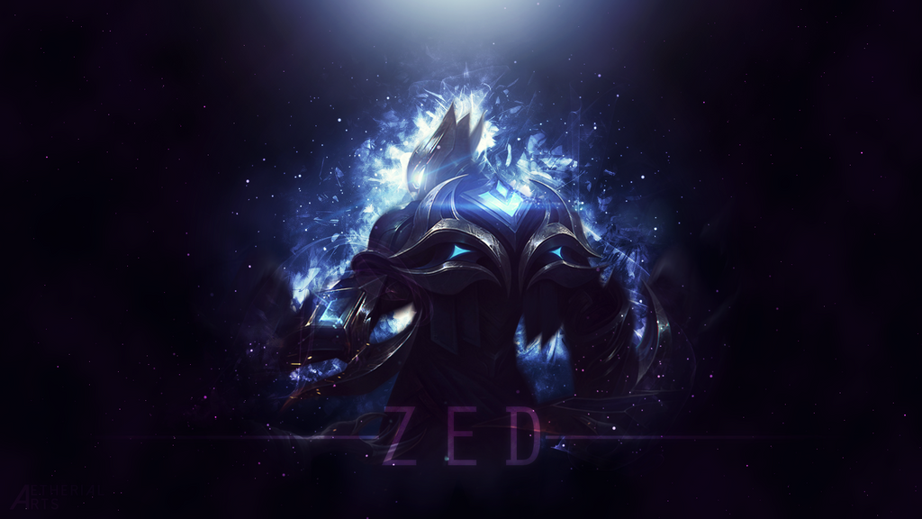 Championship Zed Wallpaper By AetherialArts