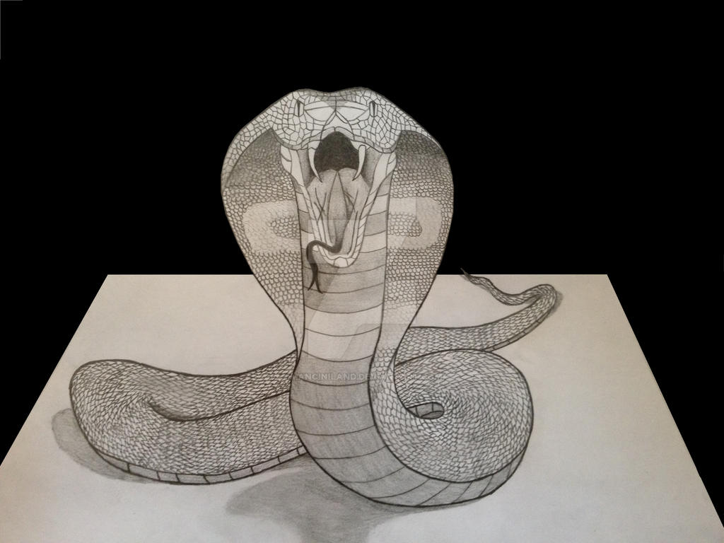 3D Snake! :) by Mancin...