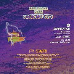 CD Label of 6th Season
