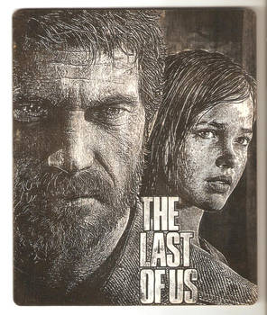 The Last Of Us Front Side