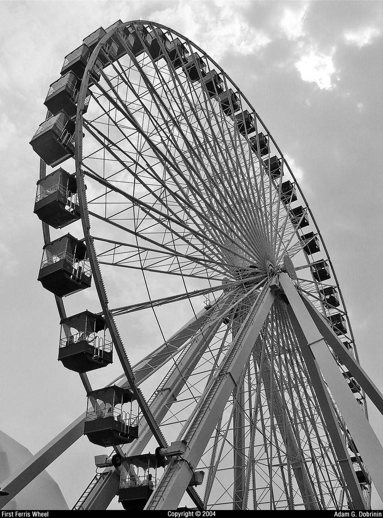 Chicago speed dating ferris wheel october