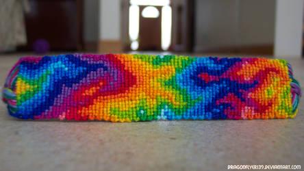 Rainbow Flame II