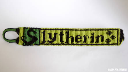 Slytherin (Aliza) I