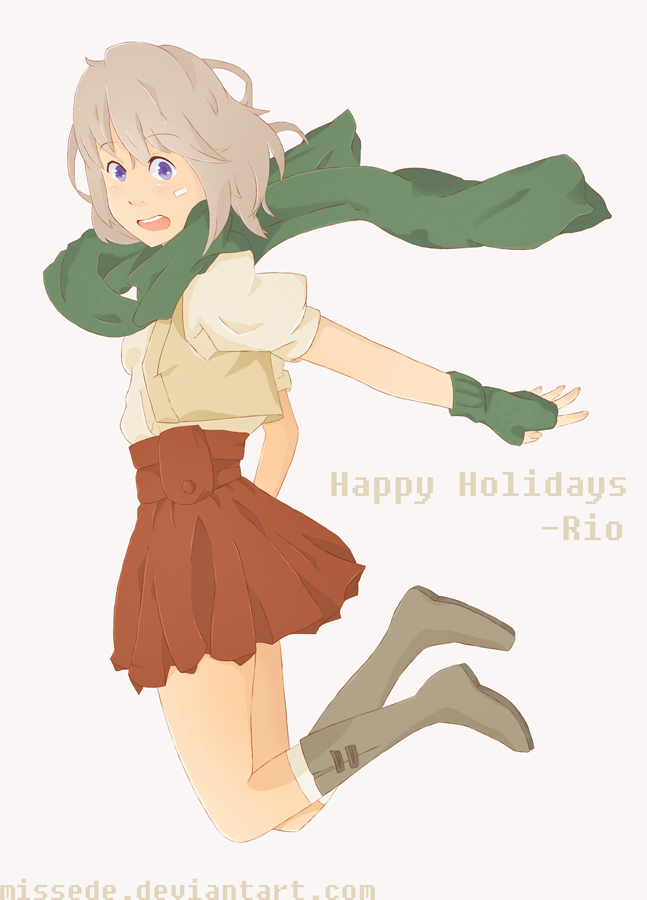 Happy Holidays by MissEde