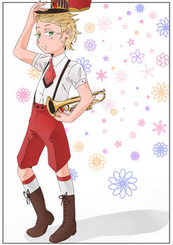 Marching Band Prince