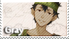 Fire Emblem Echoes: Gray Stamp by Capricious-Stamps