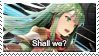Fire Emblem Heroes: Palla Stamp by Capricious-Stamps