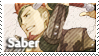 Fire Emblem Echoes: Saber Stamp by Capricious-Stamps