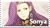 Fire Emblem Echoes: Sonya Stamp by Capricious-Stamps