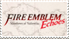 Fire Emblem Echoes Stamp by Capricious-Stamps