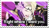 Fire Emblem Heroes: Xander Stamp by Capricious-Stamps