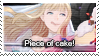 Fire Emblem Heroes: Charlotte (Bridal) Stamp by Capricious-Stamps